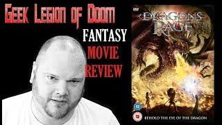 DRAGONS RAGE aka KNIGHTS OF BLOODSTEEL ( 2009 ) Fantasy Movie Review