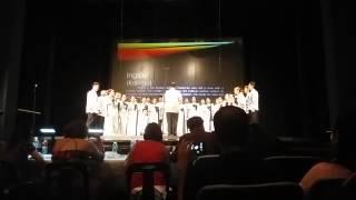 "Holy Angel University Chorale - Inglay : Normita ""Bing"" Rio - Pablico"
