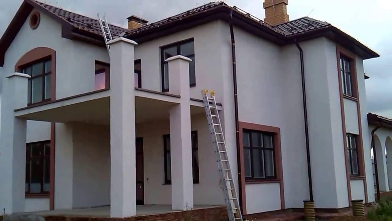 Устройство заземления молниезащиты частного дома