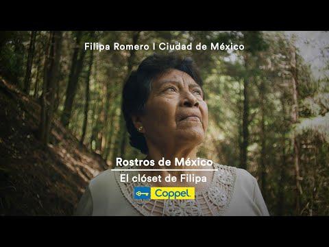 El clóset de Filipa – Rostros de México | Coppel
