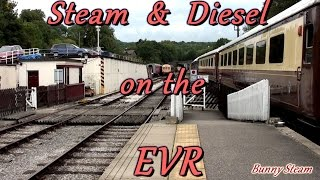 Gambar cover Steam & Diesel on the EVR