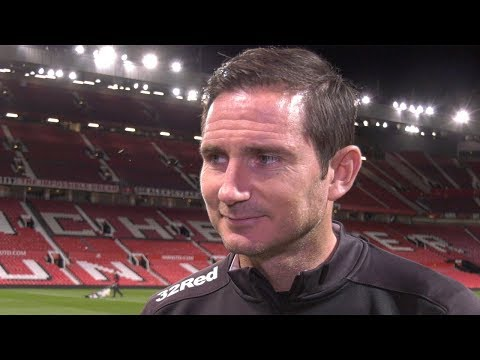 POST MATCH | Frank Lampard Post Manchester United (A)