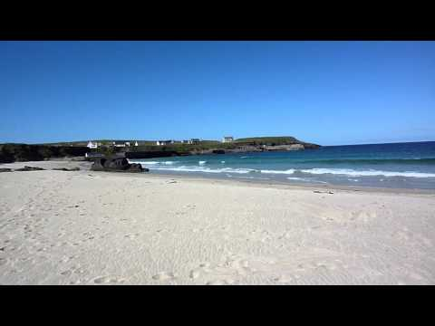 Port Of Ness (Port Nis) Beach, Isle Of Lewis HD