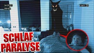 Wahre Horrorgeschichte: Meine Schlafparalyse
