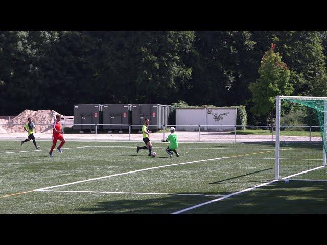SGK Bad Homburg II - SV Seulberg II - Tore vom 05.09.2021 (kurze Fassung)