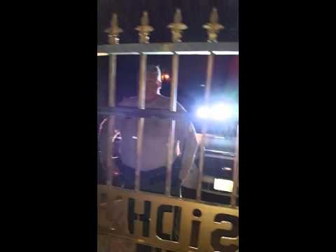 Harassed by Fresno Sheriff's 10/31/15