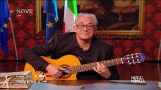 Crozza è Roberto Gualtieri