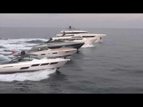 Luxury Yachts - Ferretti Group 2016 debuts