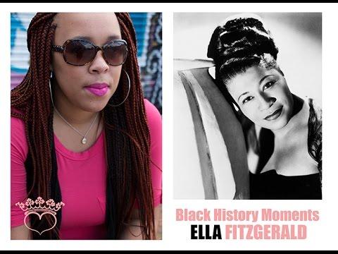 HeroineHeiress: Black History Moments - Ella Fitzgerald (Black History)