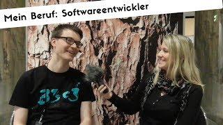 Mein Beruf: Softwareentwickler   Ausbildung & Studium (dual) Informatik   Berufsalltag