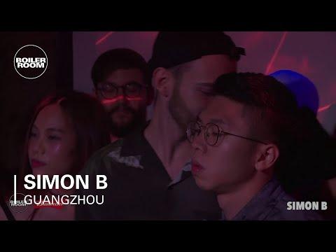 Simon B Boiler Room x Budweiser Guangzhou DJ Set