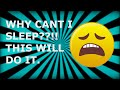 GOT REST??!..not SLEEP-This will help very FIRST time you take it