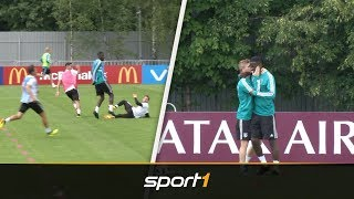 Gündogan mit Gala-Training -