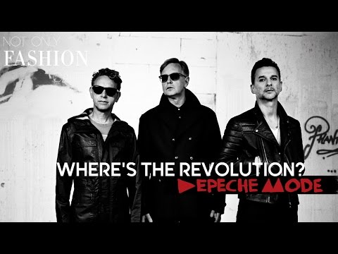 DEPECHE MODE - WHERE'S THE REVOLUTION?  RMX Video