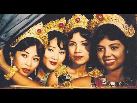 THE EVOLUTION OF CAMBODIAN FOLK MUSIC (1931-2014)