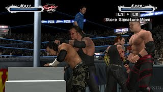 WWE SmackDown vs. Raw 2009 PS2 Gameplay HD (PCSX2)