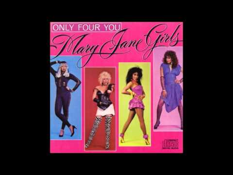 ( MARY JANE GIRLS ) ( IN MY HOUSE ) ALL HOUSED UP (  MAGIX MIX )
