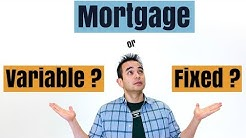 Variable or fixed mortgage rate: What's the difference and which one to choose?