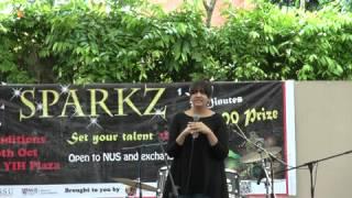 SPARKZ 2014 Auditions - Harsha Channa