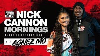 Download lagu Agnez Mo Talks Working W Chris Brown Her Dedicated Fanbase Dealing W Fake Social Media Stories MP3