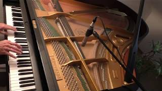 musical hair : manchester england - piano solo klaavier jazz