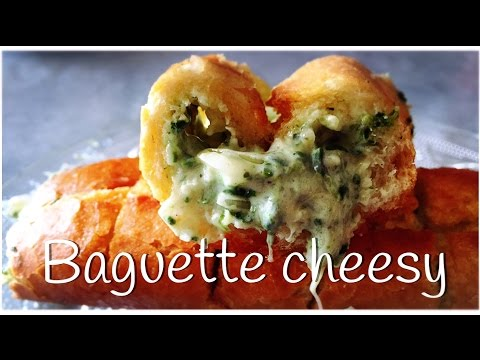 ❥-baguette-cheesy.