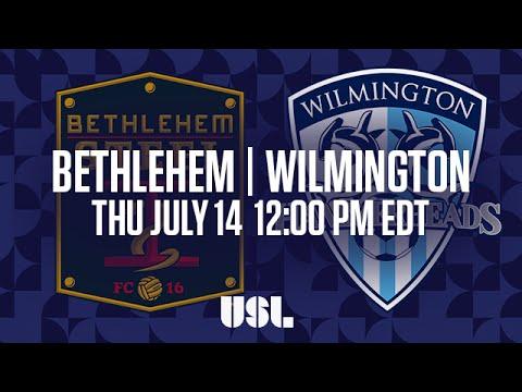 WATCH LIVE: Bethlehem Steel FC vs Wilmington Hammerheads FC 7-14-16