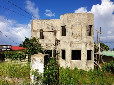 Urban Exploration: Abandoned House in Jamaica