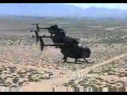U.S. Army 160th SOAR (Special Ops Aviation Regiment) - Night Stalkers