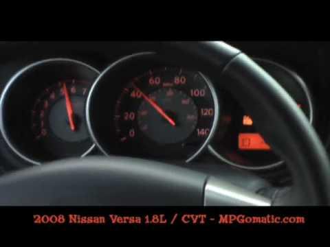Nissan Versa 0 60 Mph