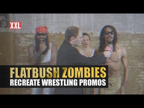 Flatbush Zombies Recreate Harlem Heat's Infamous Wrestling Promo Aimed at Hulk Hogan