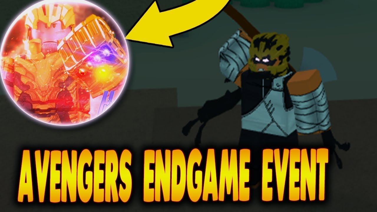 Roblox Heroes Online Epic Spin Code - Epic Code Avengers Endgame Event In Heroes Online Thanos