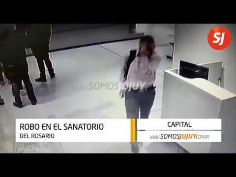 Robo En El Sanatorio Del Rosario Capital