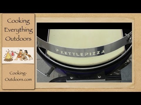 Kettlepizza Pro Grate Tombstone Combo Kit Grilling Product
