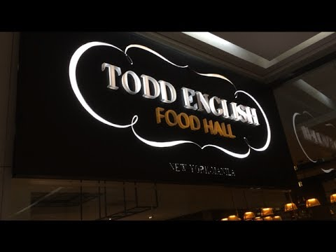 Todd English Food Hall Manila SM Aura Skypark BGC Now Open by HourPhilippines.com