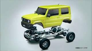 Suzuki Jimny 2018 Földünk kis málhása,új köntösben...