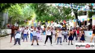 Blue hai Pani Pani Aur Din Bhi Sunny Sunny | Yo Yo Honey Singh l Rhythm of Life NGO |