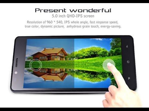 Landvo L550. MTK6592M. 1GB/8GB. Дешевый 8-ядерный смартфон