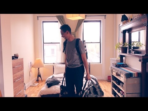 How to Pack for Tour With Help from Oddisee