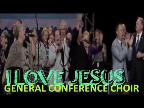 I Love Jesus | Apostolic Music