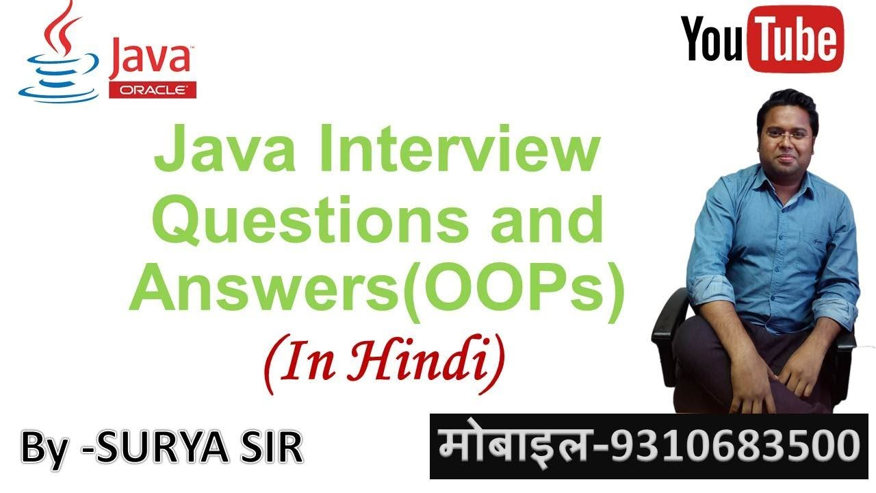 Java Interview Questions and Answers - New Version In ...