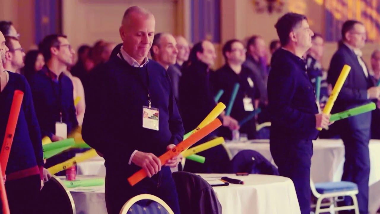 L'Âme Strong - Team building Boomwhackers