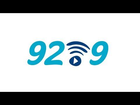 Vinhetas e prefixo da 92.9 FM - Fortaleza/CE (21/04/2018)