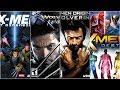 [HD] X-Men Xbox Evolution (2002-2011)