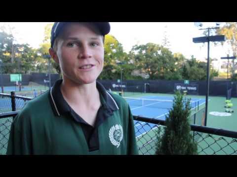 Brisbane Boys' College Tennis | 2015 |