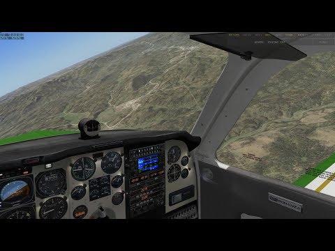 PilotEdge WUS Expansion Alphabet Challenge Flight 8 ~ VFR: W43 to KIEN ~ F33A w/ REP in X-Plane