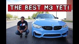 BMW M3 Sedan 2015 Videos