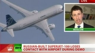 Sukhoi SuperJet-100 goes off radars in Jakarta