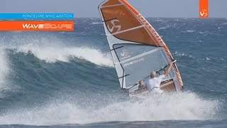 Loftsails 2017 Wavescape - Unboxing with Monty Spindler