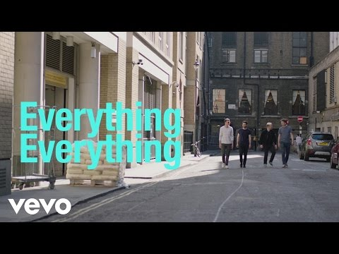 Everything Everything - No Reptiles (Spotify Buzz Session)